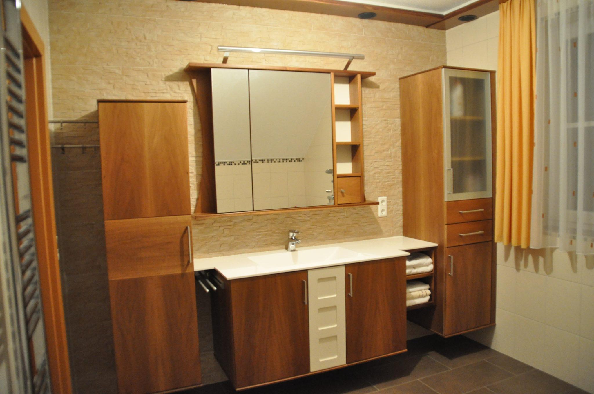 Tischlerei Gassner Zimmer Gesäuse Badezimmer Nationalpark Gesäuse