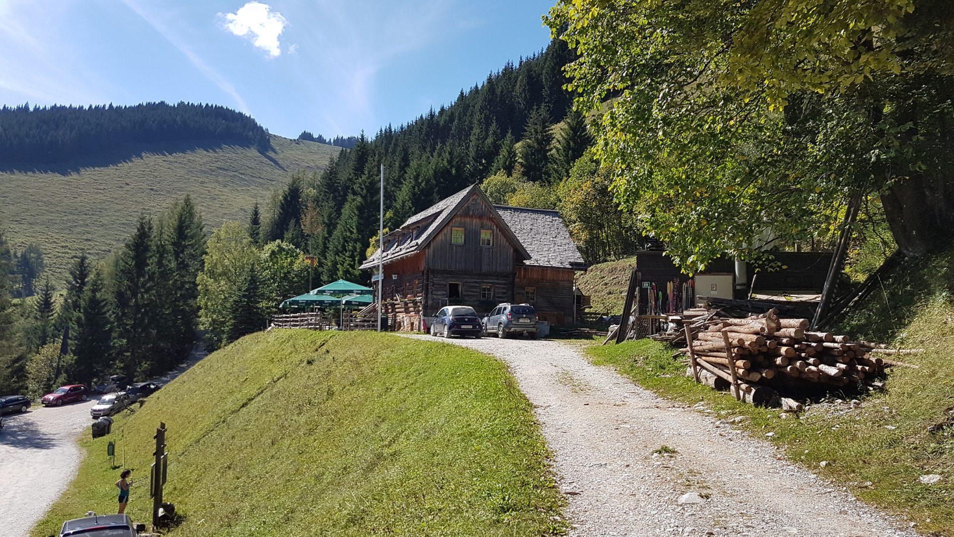 Ardningalm Privatzimmer und Ferienwohnungen Gassner Nationalpark Gesäuse