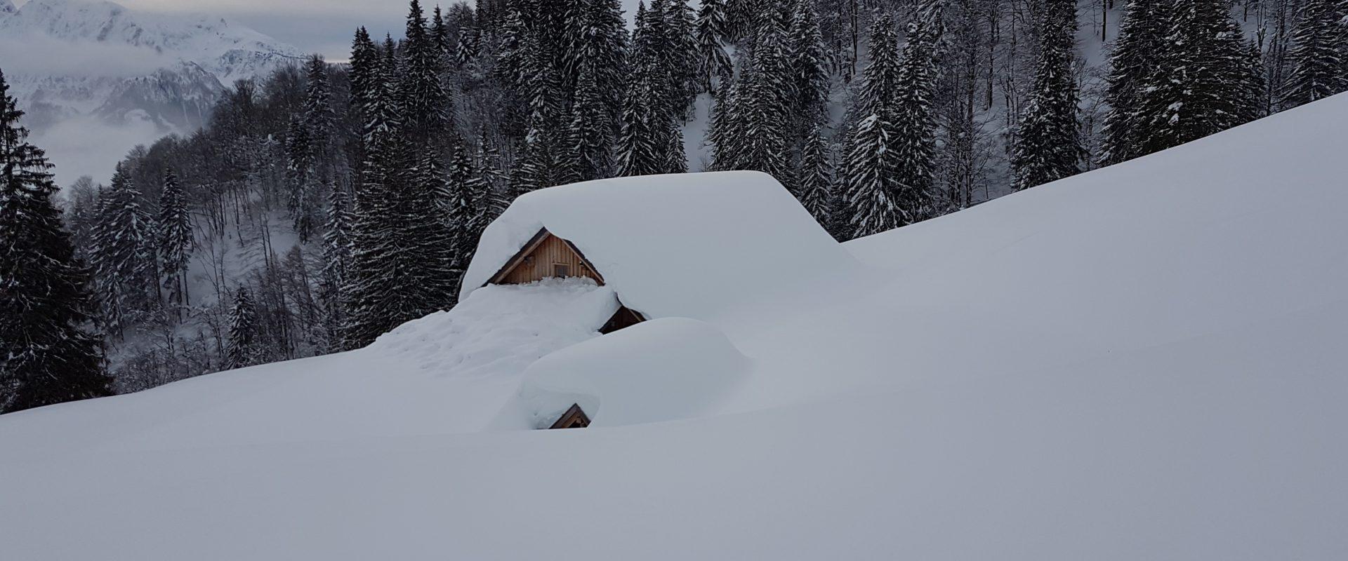 Grabneralm Ziegenstall Gesäuse Privatzimmer Gassner Ferienwohnungen Nationalpark Gesäuse Winter nördlich der Enns Haus Gassner Skitour